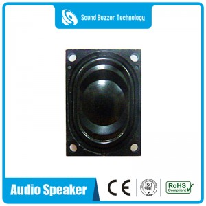 Good sound speaker 20*27MM 8ohm 1W laptop speaker