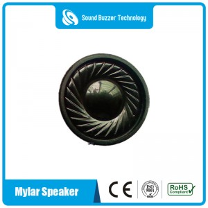 ultra-thin 36mm 4-50ohm audio speakers for telephone handset application