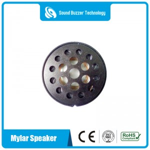 Good sound 40mm headset speaker 300ohm audio speakers