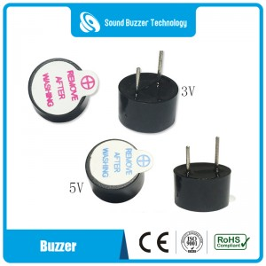 Best quality buzzer 9*5.5m 3v and 5v