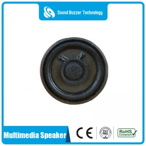 Good sound quality speaker driver 40mm 4ohm 3w speaker
