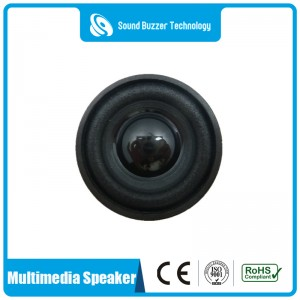 Bluetooth music box speaker driver 4-16ohm 2w 2 inch speaker