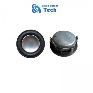 Best sound wireless speaker 1 inch 28mm mini speaker for mp3 player