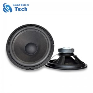 Best sound quality subwoofer speaker 10 inch bass speaker 100 watt 8 ohm