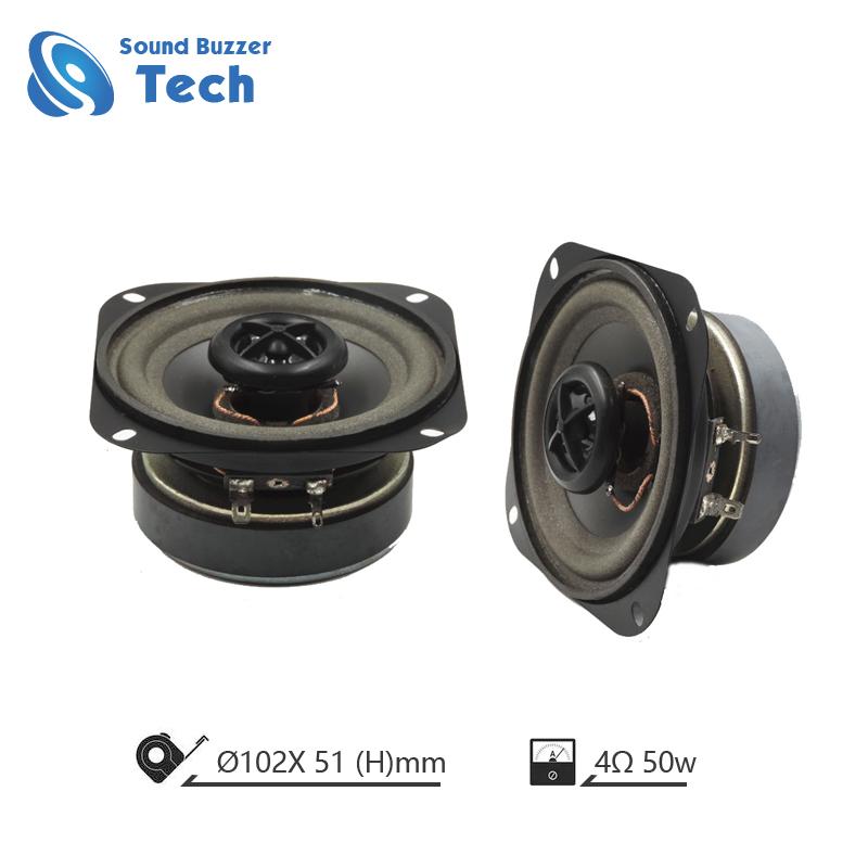 4 inch New design loudspeaker unit 102mm auto speaker Featured Image