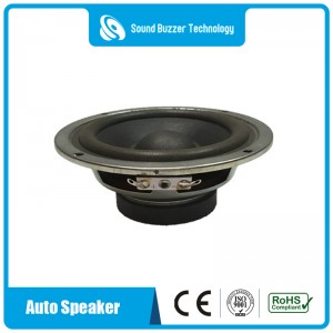 New design 4 inch best bass speaker for Car