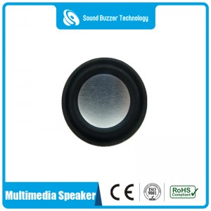Good sound quality loudspeaker unit 27mm 4ohm speaker