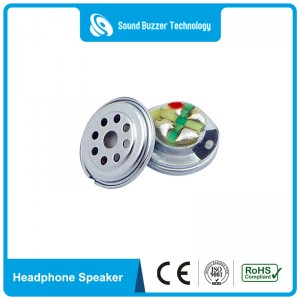 Professional loudspeaker for headphone 10mm neodymium speaker driver