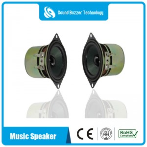 2 inch full range mini speaker driver for sound box