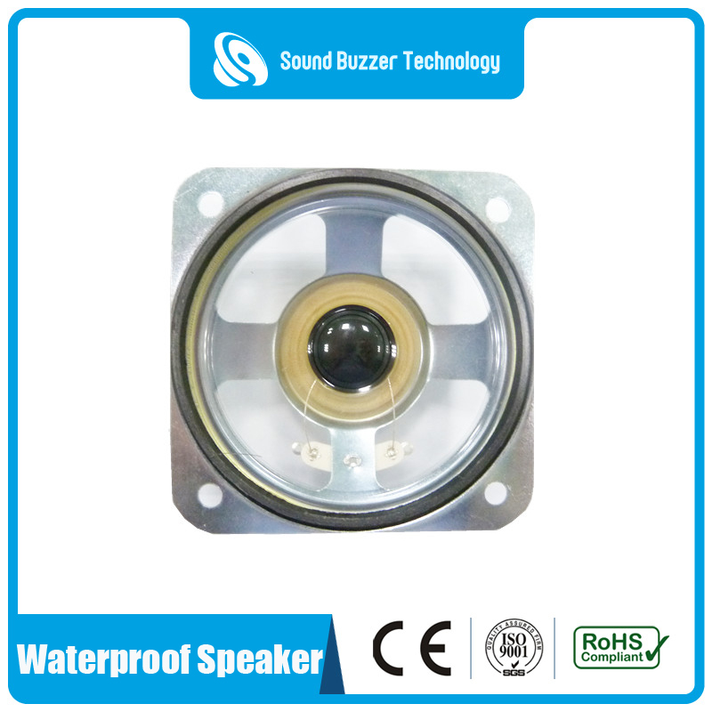 New Arrival China 4ohm Mylar Speaker -