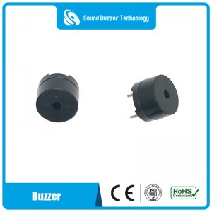 DC alarma piezo buzzer 12V iragazgaitza buzzer S12085H