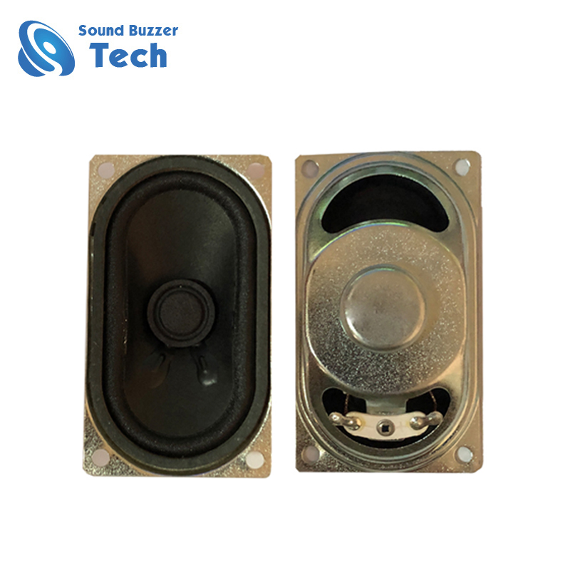 Free sample 40x70mm 16ohm 3 watt internal tv speakers Featured Image