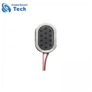 Good sound micro earphone speaker 14x20mm 8 ohm 1w speaker
