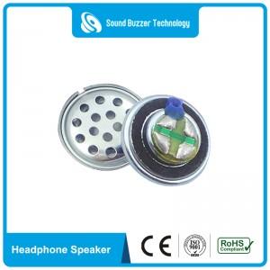 Free Sample small speaker drivers 15mm headphone speaker