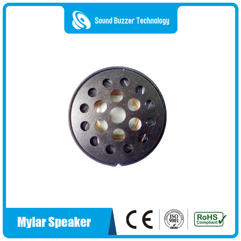 Free sample loudspeaker driver 27mm 100ohm speaker unit Featured Image