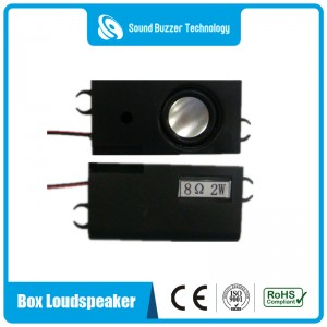 Professional speaker driver 8ohm multimedia speaker mini Music Box