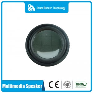 Good sound quality mini spekaer for sound box 57 mm 4ohm 2 watt