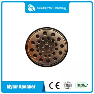 Good sound speaker for headset 40mm 60ohm speaker