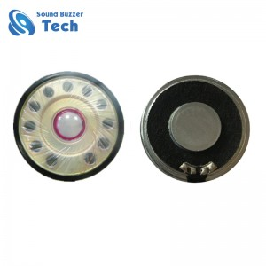 Portable Mini Speaker Driver 4 Ohm 1W 50MM mylar Speaker