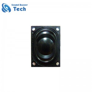 Low price speaker driver with neodymium 20x27mm 8ohm 1.5w loudspeaker unit