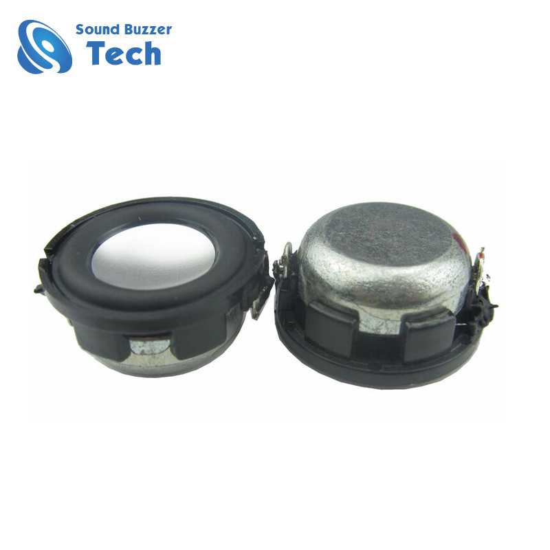 New design loudspeaker unit for multimedia 24mm 4 ohm or 8 ohm 2 watt mini speaker driver Featured Image