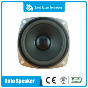 Professional speaker manufacturer 5 inch 4ohm 20w auto speaker