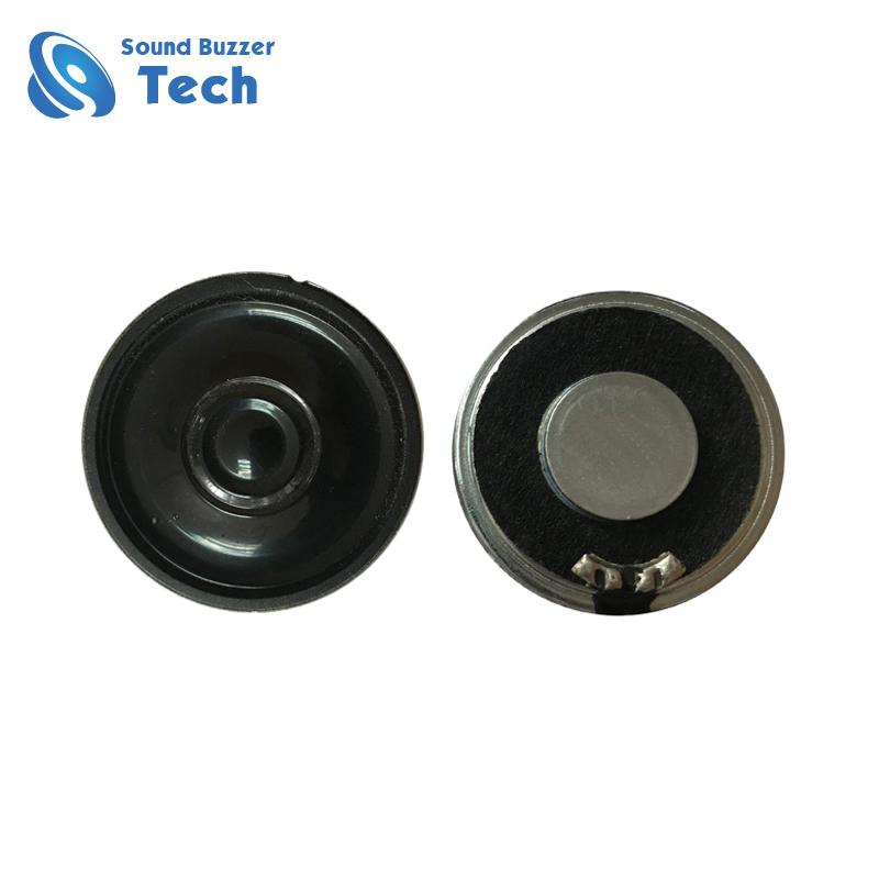 Ultrathin myalr speaker with Ndfeb Magnet  26mm 8ohm 1 watt 1″ speaker Featured Image