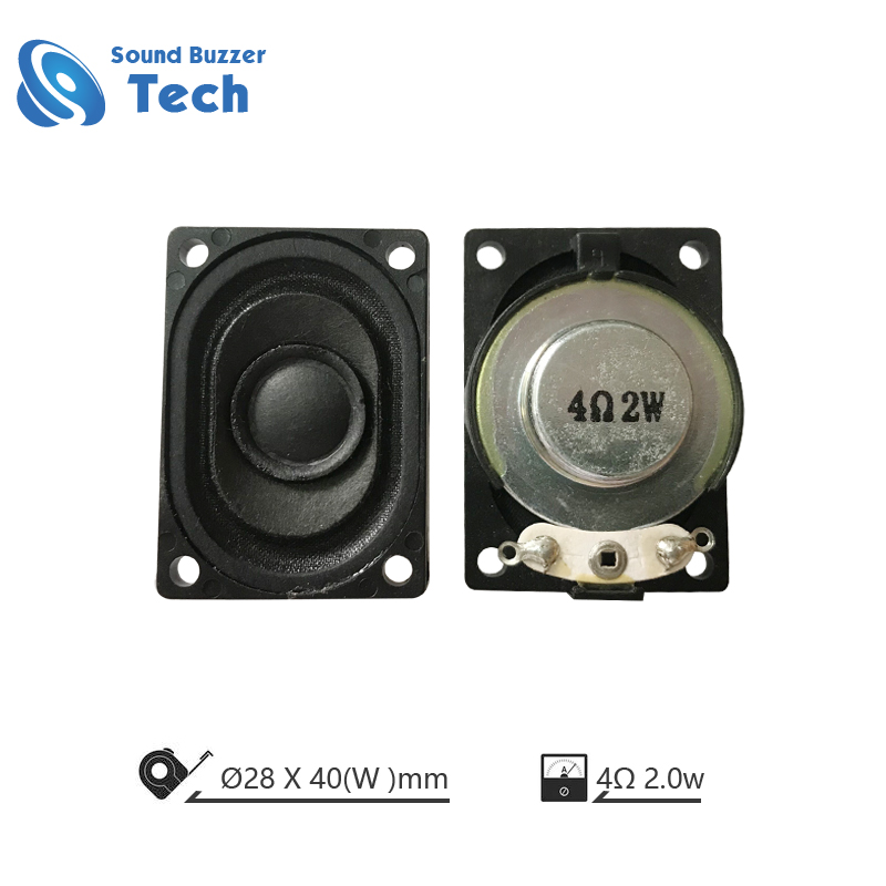 Free Sample loudspeaker unit 8ohm 3watt audio speaker Featured Image