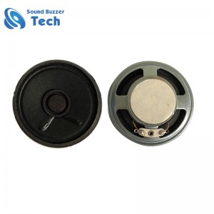 Free sample 2 inch speaker build in doorphone system 50mm 8ohm 2w speaker