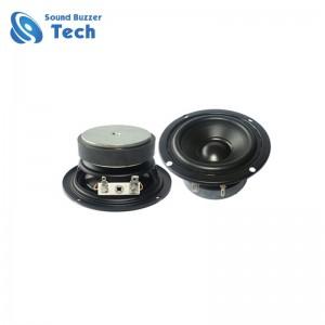 Kvaliteetne sarv Mini kõlarijuht täisvalik veekindel 90mm 8 oomi kõlar 15w