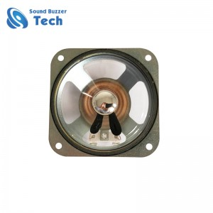 Free sample 45 Ohm Water Resistant Speaker mylar cone speaker