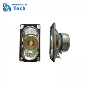 High Quality Multimedia Speaker for TV 50x90mm 4ohm 5w speaker