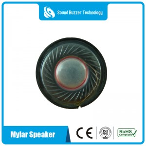 Good sound quality 30mm headphone speaker driver