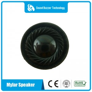 Free sample mylar speaker 30mm 8ohm 1w mini speaker
