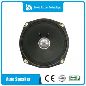 Full range big soud loudspeaker 5 inch 4ohm auto speaker