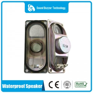 Good price Tv Loudspeakers 30*70mm waterproof speakers