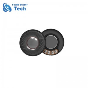 Full range headset speakers 30mm Neodymium Headphone Driver 32 ohm