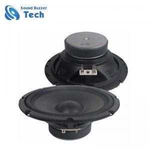 6.5 inch high power loudspeaker 30 watt 8 ohm audio driver speaker