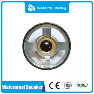 CE ROHS standard waterproof 3 inch speakers