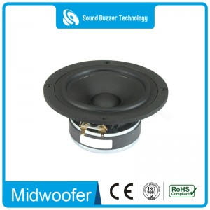 Big Loudspeakers 6 inch 8ohm 20w audio woofer speakers