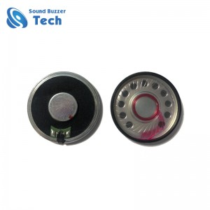 Factory price high quality 40mm 32ohm earphone speaker driver units