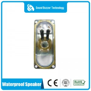 Mini Speaker driver 30*70mm 8ohm 2 watt waterproof speaker