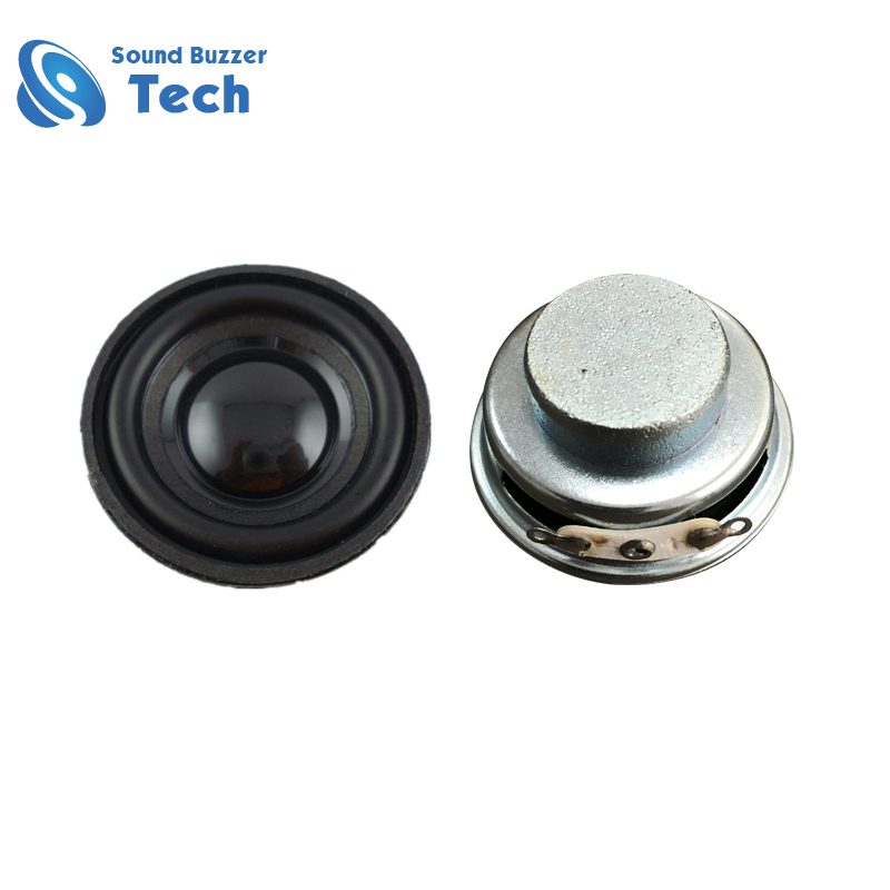 High quality music speaker driver 36mm 4 ohm 3w small sound speaker Featured Image