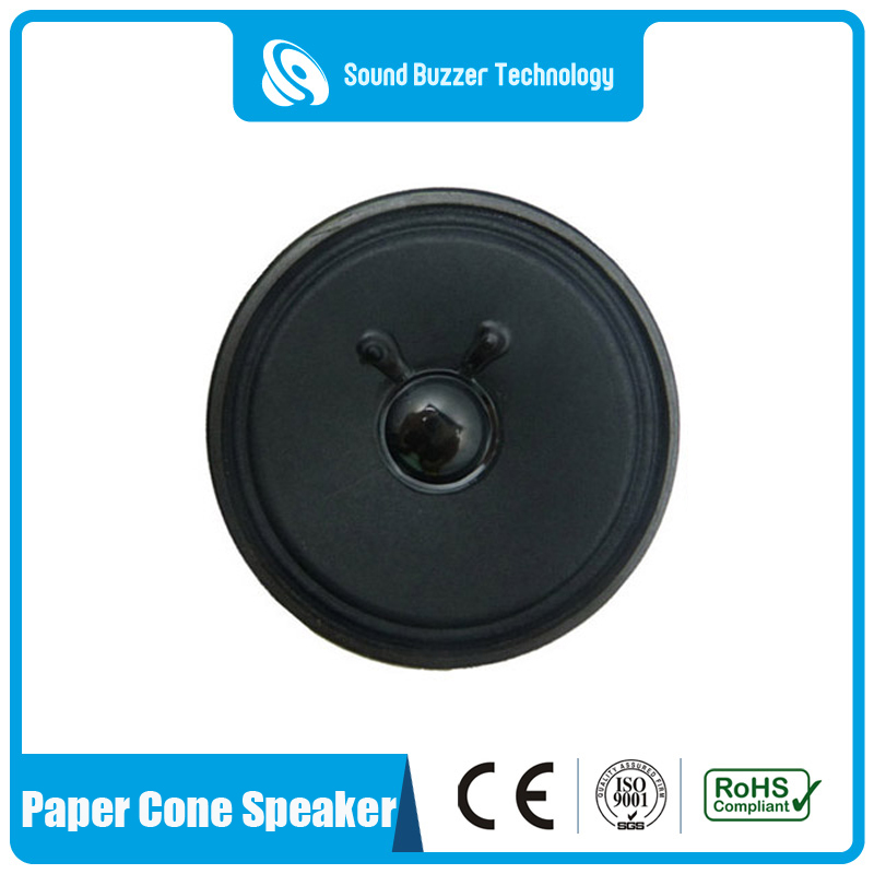 Fast delivery High Frequency Tweeter - 3 inch paper cone speaker unit 8ohm loudspeaker driver – Sound Buzzer Technology