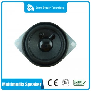 2 inch music speaker with mounting holes 50mm 4ohm speaker