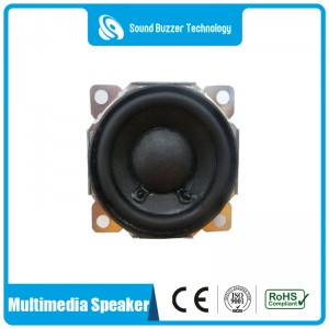 New Arrival China Mini Speaker Driver Unit -