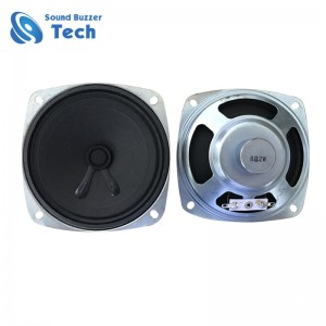Professional audio speaker factory 92mm 8ohm 2 watts mini speaker