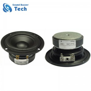 Best sound quality 3.5 inch full range horn speaker 90mm 15w 4 ohm speaker