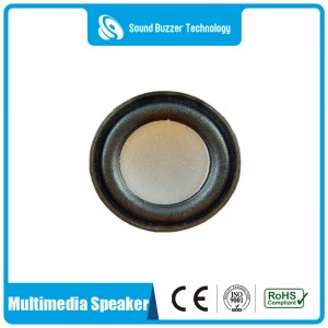 Good sound music speaker 45MM 4 Ohm Speaker Unit