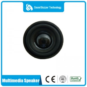 Free sample raw speaker driver 40mm 8ohm 2w spaeker